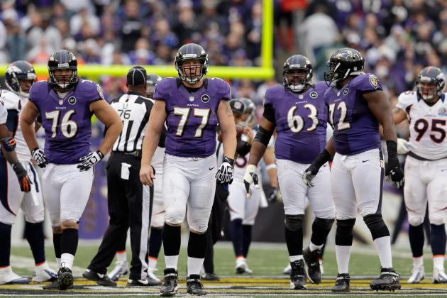 Breaking Down the State of the Baltimore Ravens Offensive Line