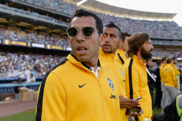 Serie A: Can Carlos Tevez Fire Juventus to Champions League Glory?
