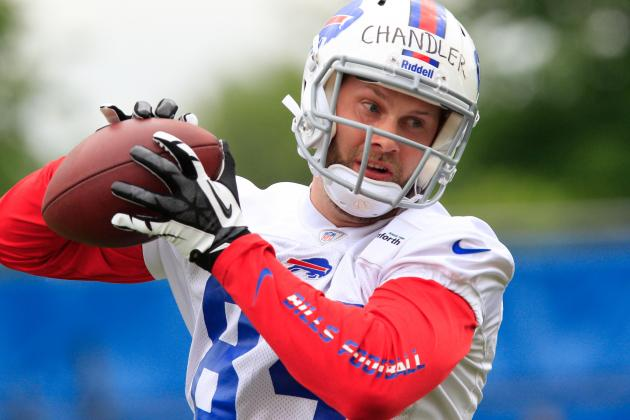 Scott Chandler Expected to Play for Bills on Friday Night