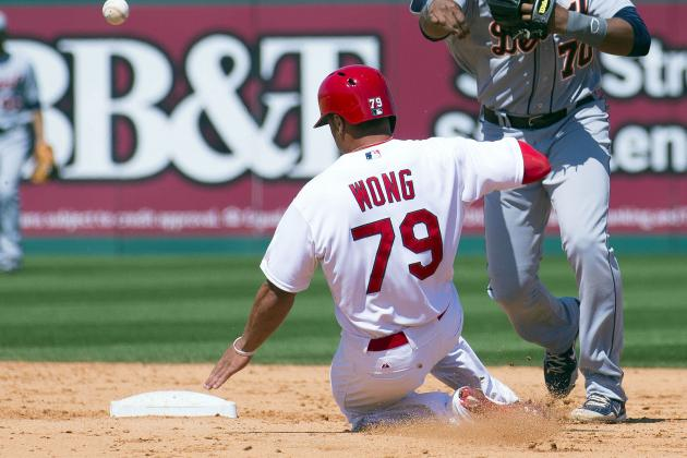 With Taveras Down, Can Wong Boost Cards?