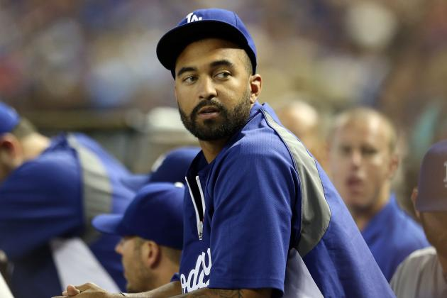 Matt Kemp Says He Won't 'Mess Up' Dodgers' Chemistry
