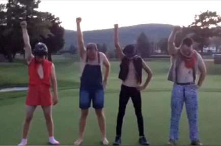 VIDEO: Golf Boys Spinoff Is Pretty Great