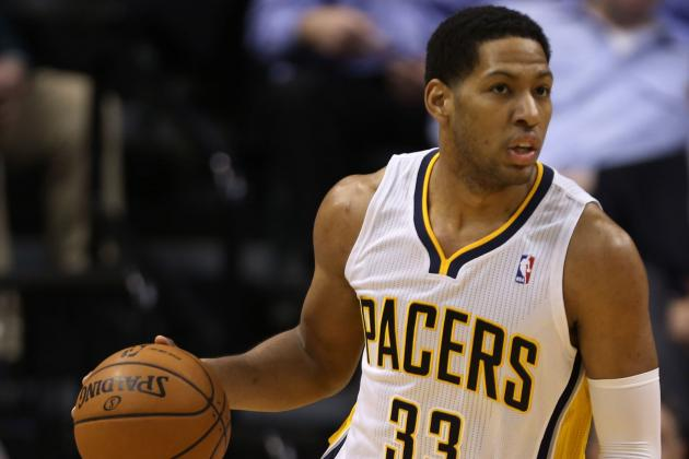 Danny Granger Is the X-Factor for Indiana Pacers