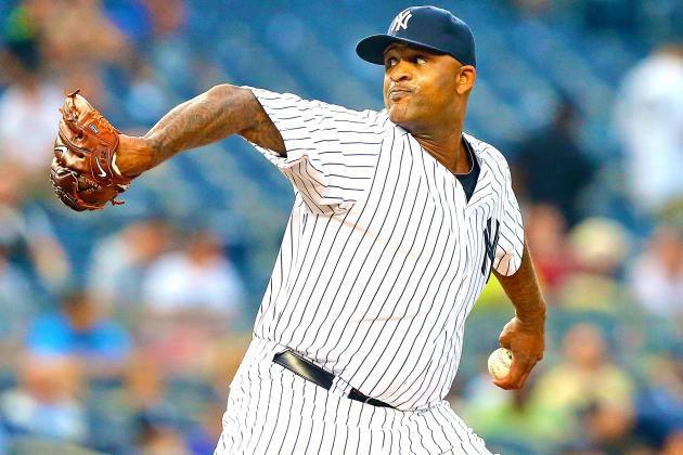 Visual, Statistical Breakdown of CC Sabathia's 2013 Problems