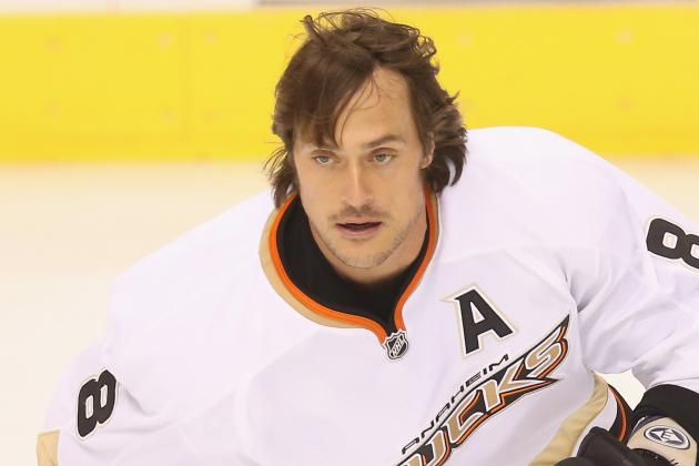 Is Teemu Selanne Near His Return to the Anaheim Ducks?