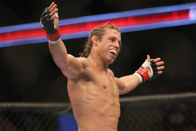 UFC's Urijah Faber Willing to Move Divisions to Make Fights Fans Want to See