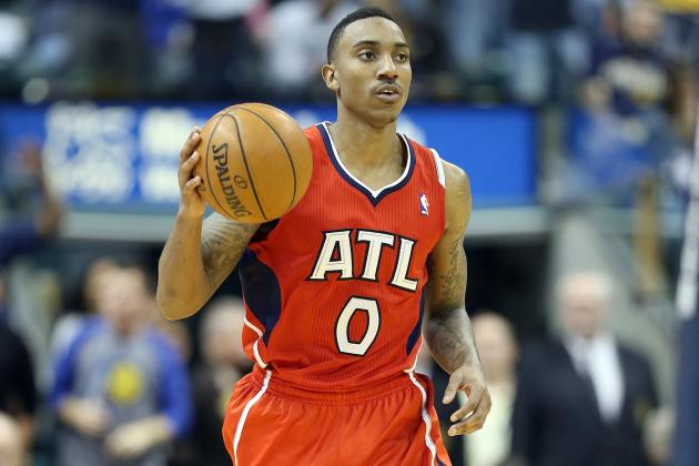 Jeff Teague Ready for Larger Role with Atlanta Hawks