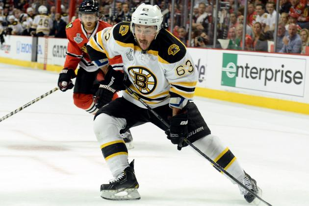Boston Bruins Lineup Stocked with Veteran Talent