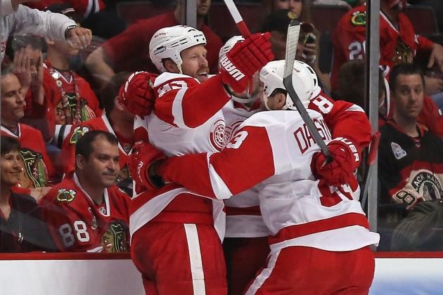 Detroit Red Wings Will Flourish in Eastern Conference