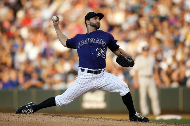 Rockies Encouraged by Chatwood's Status
