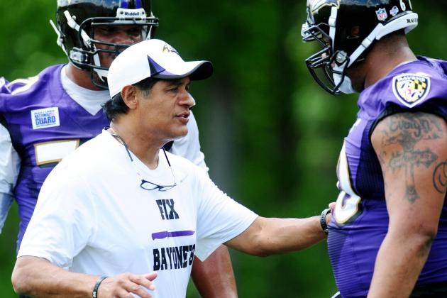 Juan Castillo 'Finest Teacher Of Football In NFL'
