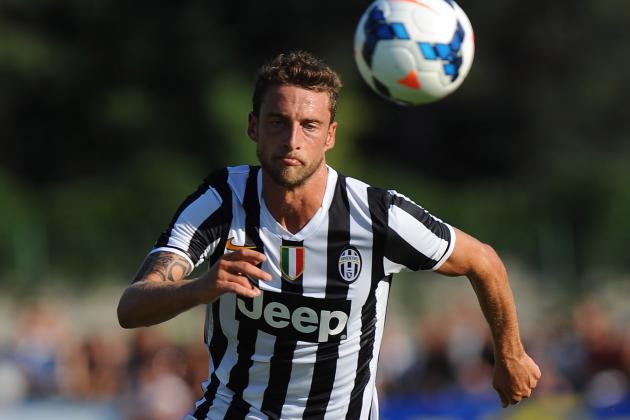 Juventus Midfielder Claudio Marchisio Rejects Man United Speculation