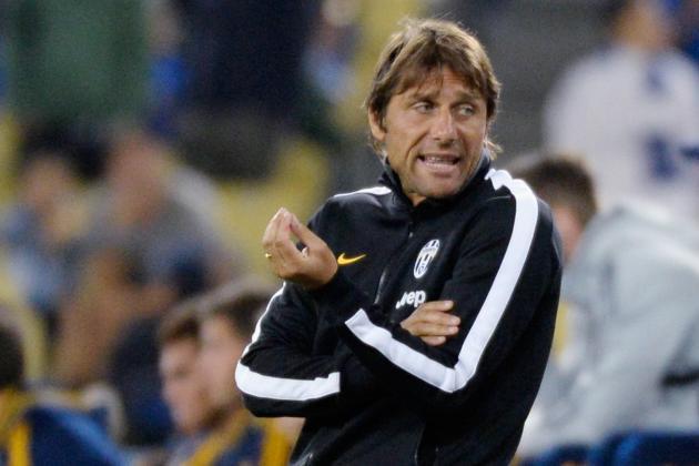 Juventus Name Super Cup Squad