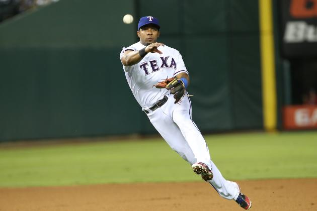 Much Ado About Nothing; Texas Rangers Obtain Waivers on Elvis Andrus