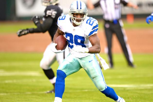 Fantasy Football Preview 2013: 5 RBs Who'll Have a Breakout Season