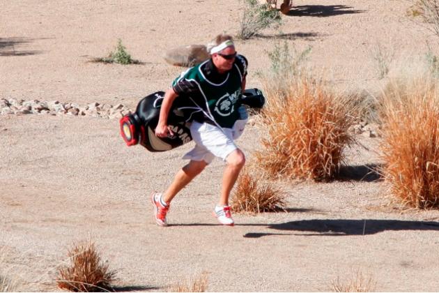 Buzzkill: PGA Tour Cancels Caddie Races