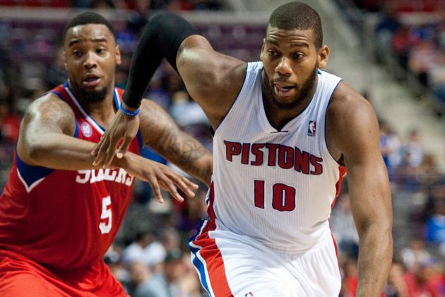 ESPN: Pistons Will Not Make the Playoffs in 2013-14