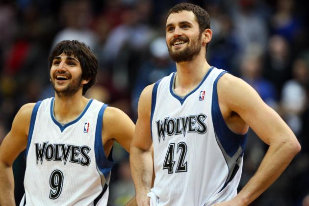 Saunders Says Minnesota's Deal for Pekovic Doesn't Impact Rubio, Love