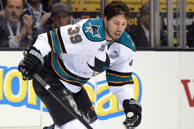 Logan Couture: Franchise Player for the San Jose Sharks