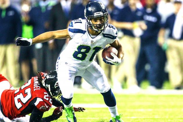 Is Golden Tate on the Verge of a Breakout Season with the Seahawks?