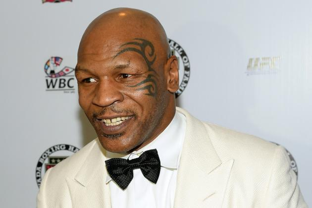 Gentler Mike Tyson Returns to Boxing as Promoter