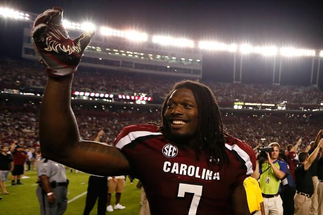 ESPN Experts' Heisman Poll Wrong to Name Jadeveon Clowney No. 1