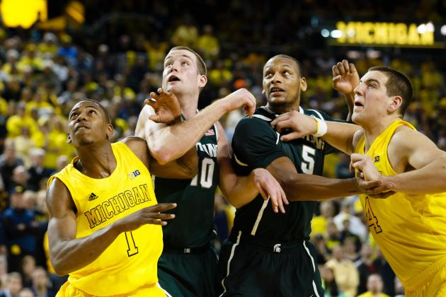 Michigan to Play at MSU on Jan. 25 for College GameDay
