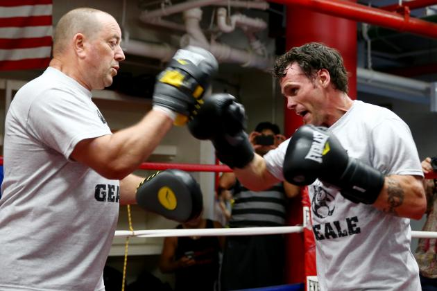 Daniel Geale vs. Darren Barker: Fight Time, Date, Live Stream, TV Info and More