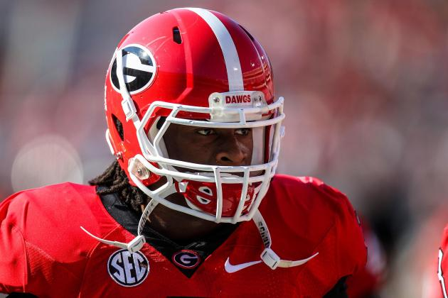SEC Football Q&A: Who's Better, Georgia's Todd Gurley or Alabama's T.J. Yeldon?