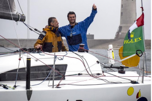 Fastnet Race 2013: French Domination