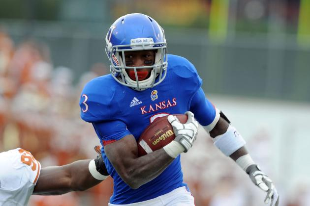 KU Receivers Look to Take Flight