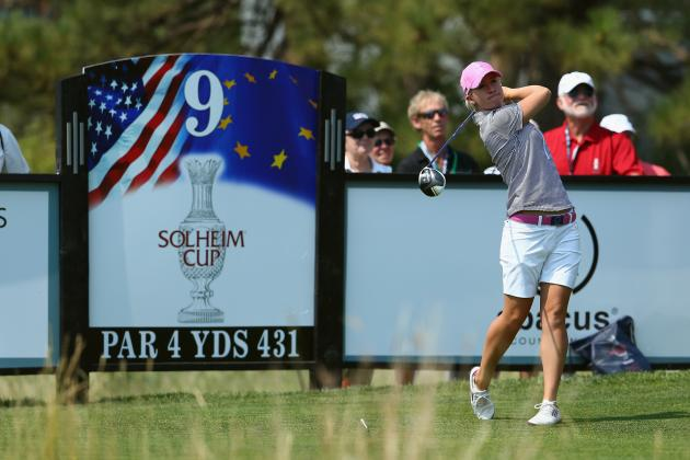 Solheim Cup 2013 Schedule: Full Dates, Times, TV Listings and More