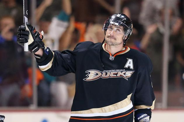 Report: Selanne, Ducks Have 'Positive' Meeting