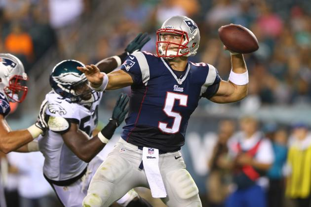 Tim Tebow Must Improve Accuracy to Survive Patriots' Final Cuts