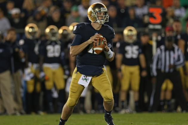 Why Notre Dame Deserves to Be in Top 10 of AP Preseason Top 25 Poll