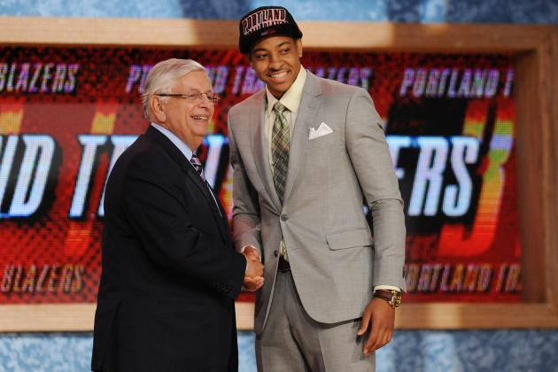 Ford: Blazers G CJ McCollum Is No. 3 Candidate for 2014 Rookie of the Year