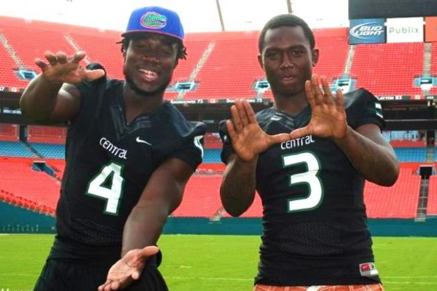 Florida 5-Star RB Dalvin Cook's Miami Central High School Leads MaxPreps Top 25