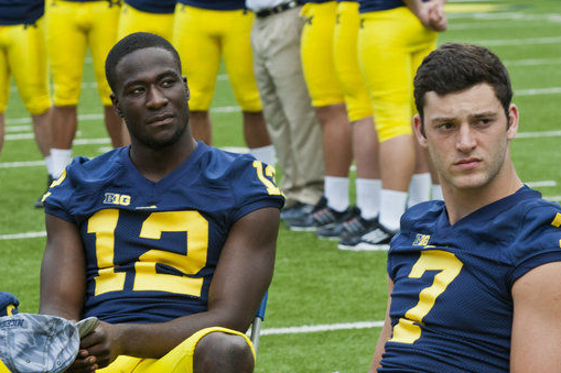 Young Michigan Wolverines Now Can Grow into Brady Hoke's Mold