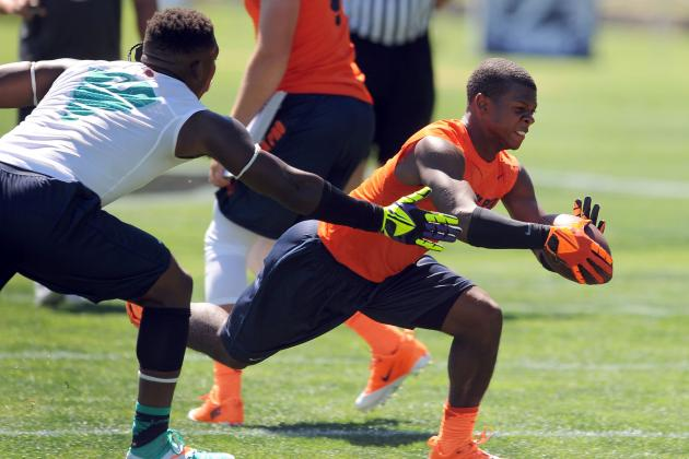 Rutgers Recruiting: Where Does Rutgers Stand with Five-Star Curtis Samuel?