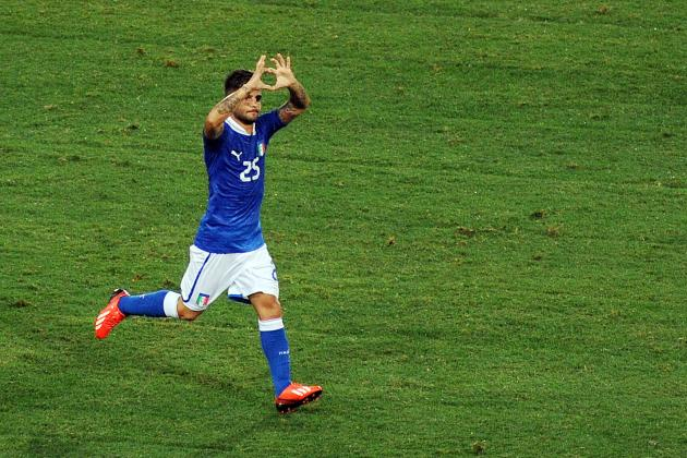Why Lorenzo Insigne Was Italy's Star Man Against Argentina