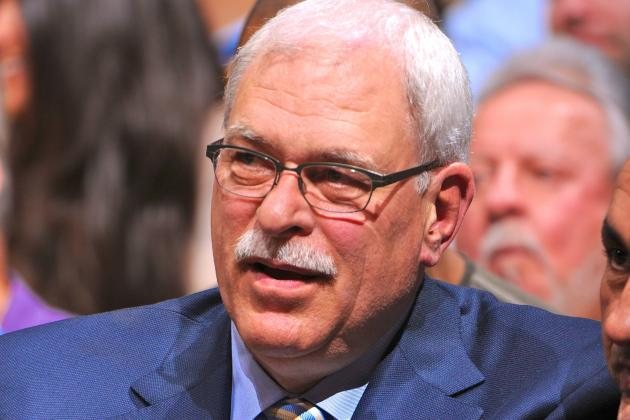 Phil Jackson Blasts Triangle Critics on Twitter, Teams Taking 'Easy Way Out