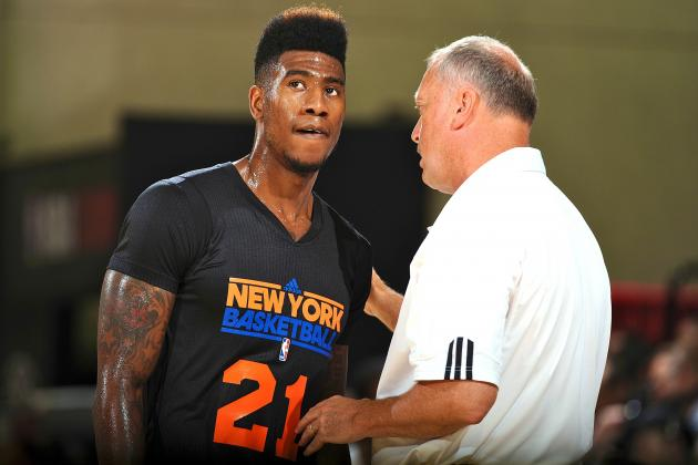 Everything You Need to Know About NY Knicks' Renaissance Man Iman Shumpert