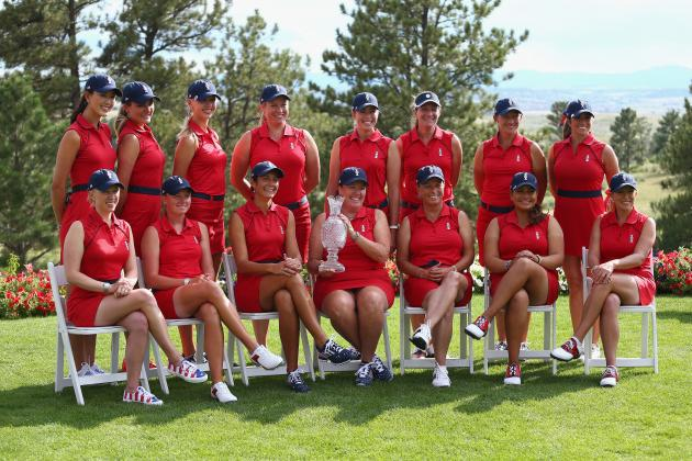 Solheim Cup 2013 Rosters: Team USA Stars Under Most Pressure to Shine