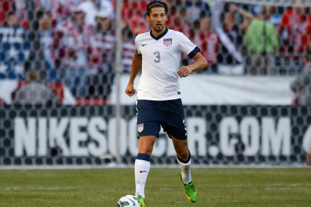 Omar Gonzalez Becomes Los Angeles Galaxy's Third Designated Player