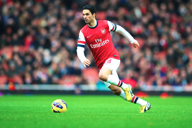 Mikel Arteta Injury: Updates on Arsenal Midfielder's Thigh, Likely Return Date