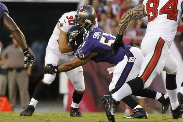 Baltimore Ravens' Most Intriguing Preseason Stats so Far