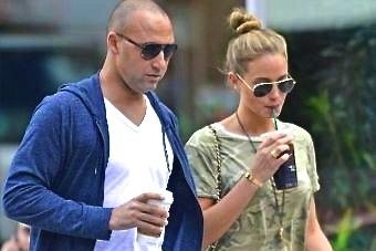 Derek Jeter's Girlfriend May Be Wearing Engagement Ring; Internet Loses Its Mind