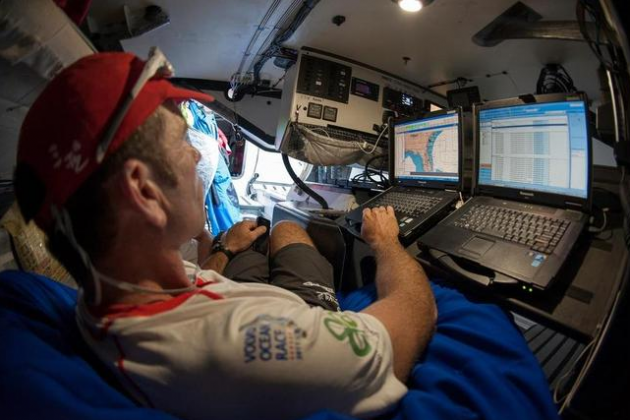 2014- 15 Volvo Ocean Race: Inmarsat Chosen as Communications Partner