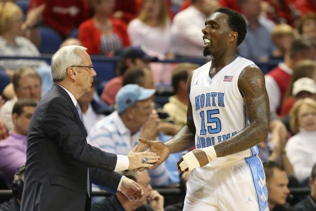 Roy Williams, UNC Compounding the PJ Hairston Problem with Indecision