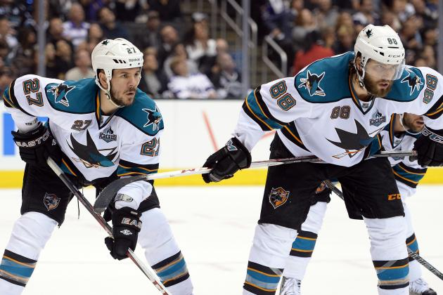 San Jose Sharks: Weaknesses for the Upcoming Season